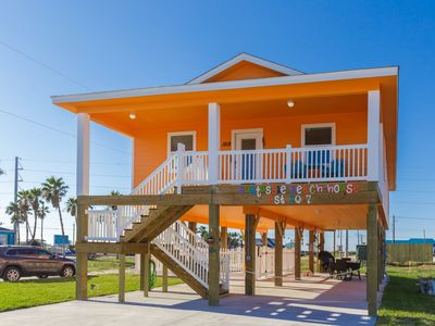 Photo for Brand-New 3BR Beach House w/ Private Pool - In-Town Location, Blocks to Beach
