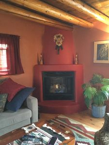 Photo for Jewel of the historic district! Exceptional, beautiful casita!  Totally Taos!!