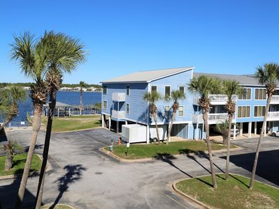 Sea Oats G203 ~ Waterfront/Gulf View ~ Boat Friendly ~ Boat Launch ~ BBQ Grills ~ Renovated