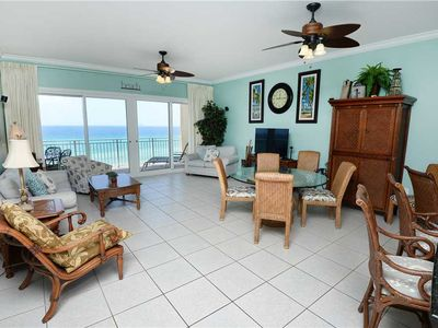 Photo for Sterling Beach 602, 3 Bedrooms, Sleeps 8, Beachfront, Wi-Fi