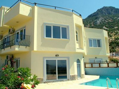 Photo for Villa with Stunning Sea & Mountain Views.  Private Pool.