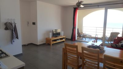 Photo for Luxury apartment sea view Praia Cabral, Sal Rei, Boavista