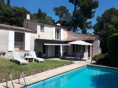 Great house for holidays on the French Riviera