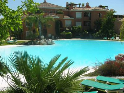 Photo for Park Beach - Apartment for 5 people in Estepona