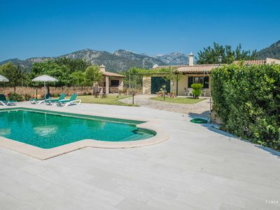 Photo for 3BR Cottage Vacation Rental in Selva- Cami Selva- Mallorca