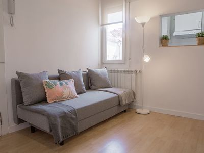 Photo for Stylish 2 Bed Apt in Puerta del Angel