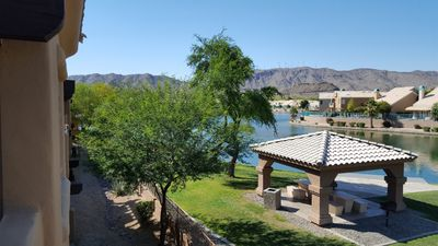 Photo for Beautiful Lake And Mountain View,Golf, Casino,private gated community,OutletMall