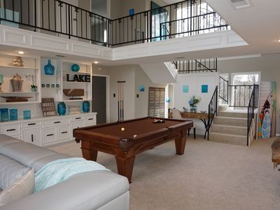 """Photo for Lake Texoma's Finest Luxury Vacation Rental. """"Simply The Best"""". Sleeps 20"""