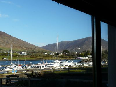 Photo for The House On The Marina quiet location stunning views of the  Wild Atlantic Way.