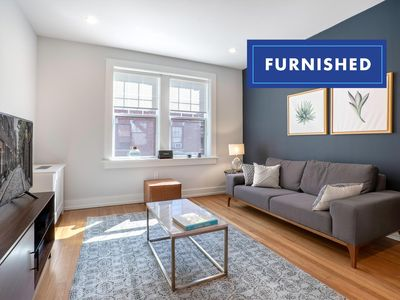 Photo for Smartly-Equipped Porter Square 1BR in Harvard Square by Blueground
