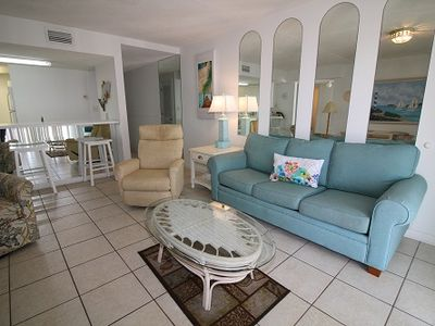 Photo for SB246. 2BR, 2BA. Vacation On A Budget. Gulf Front Unit. Sugar Sands.