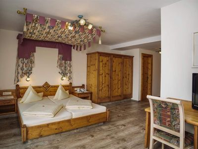 Photo for 3-6 days double room, shower / bath, WC, south - Hotel AlpenSchlössl