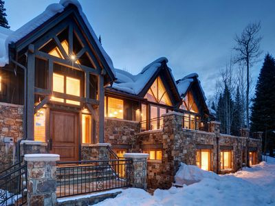 Photo for Ski In/Ski Out Accessible Snowmass  Mountain Retreat