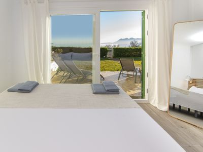 Photo for Ground Floor in the middle of Pollensa Bay