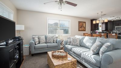 Photo for Perfect Unit for The Family! 2 Bedroom/2 Bathroom! Walk to the Beach!Sleeps 8