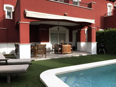 Photo for Fabulous Villa with private pool and outdoor areas