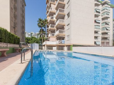 Photo for CONSUELDA - Apartment with shared pool in PLAYA DE GANDIA.