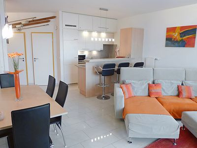 Photo for Apartment Grand-Roc in Crans-Montana - 6 persons, 2 bedrooms