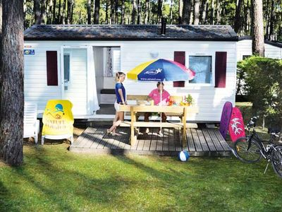 Photo for Camping Domaine de Léveno **** - Mobilhome 6 people - 4/6 places. (between 6 and 10 years)
