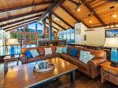 Photo for Spring Specials - Heavenly Lookout Lodge - Renovated, new furnishings, hot tub
