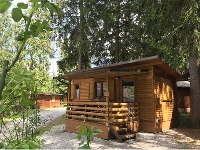 Photo for Mobilehome with heating and sauna