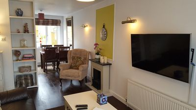 Photo for Comfortable and Private House, 2 Bed, Central, Parking