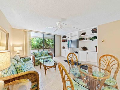Photo for Charming 2 BR Condo w/ Tropical Lanai (WiFi, Shared Pool, Tennis Court)