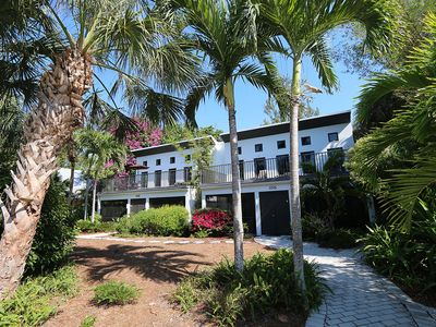 Photo for Two Bedroom Duplex, Located Only 7 Houses Away from The Gulf of Mexico! Bay Breeze