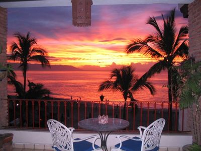 Photo for Spectacular View! Gorgeous Romantic Beachfront Best Location