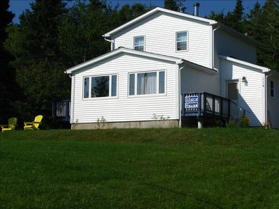 Photo for Oceanfront Cottage on Beautiful Hubbards Cove