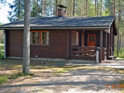 Photo for Vacation home Hilla in Sotkamo - 5 persons, 1 bedrooms