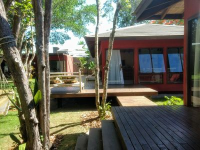 Photo for Red House - Arraial d'Ajuda