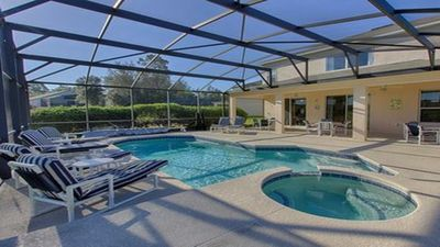 Photo for Disney On Budget - Emerald Island Resort - Welcome To Spacious 6 Beds 6 Baths Villa - 3 Miles To Disney