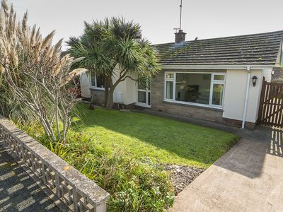 Photo for BANKSIDE, pet friendly, with a garden in Hope Cove, Ref 995226