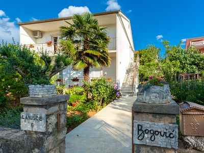 Photo for Apartment Bogovic in Malinska, only 500 m from the beach
