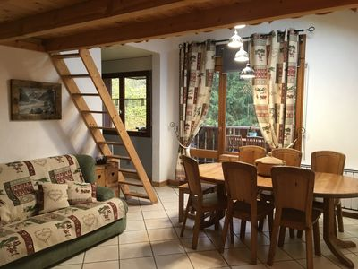 Photo for 90m2 apartment in Les Carroz 3 bedrooms for 8 people