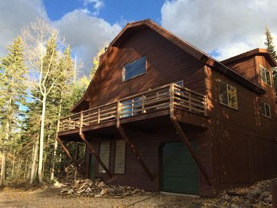 Photo for 4BR Cabin Vacation Rental in Brian Head, Utah