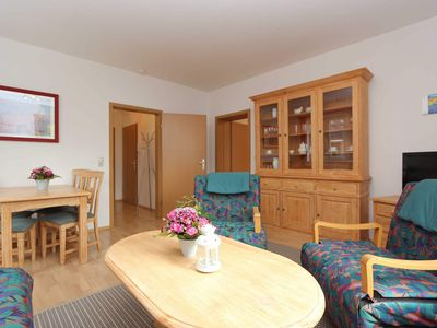 Photo for Holiday apartment 12, 1st floor, 2 bedrooms, Frauenwald - Apartments in Haus Bergblick am Rennsteig