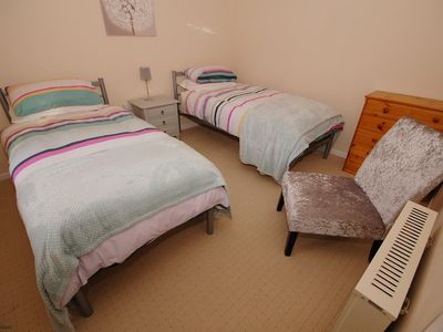 Photo for 4 Marriotts Way -  a first floor apartment that sleeps 2 guests  in 1 bedroom