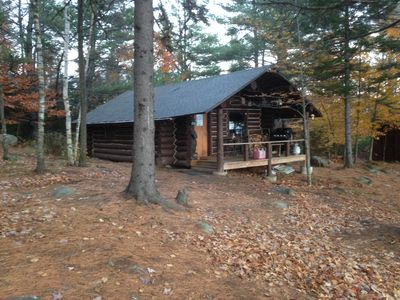 Off The Grid Log Cabins For Sale In Maine