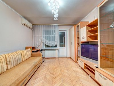 Photo for 1BR Apartment Vacation Rental in kyiv, Kyiv