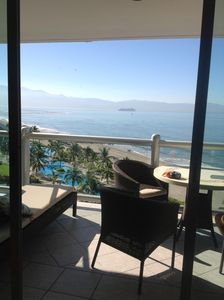 Photo for Beachfront Penthouse Sayil Condo