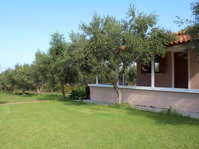 Photo for Calm and idyllic in the country, close to the beach - holiday house with wifi |