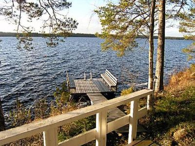 Photo for Vacation home Lähesniemi in Ähtäri - 6 persons, 1 bedrooms