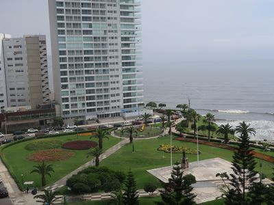 Photo for OCEAN AND PARK VIEW MIRAFLORES