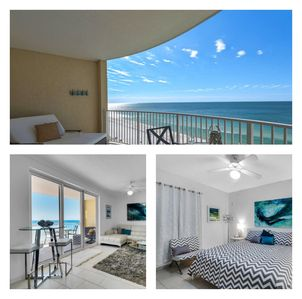 Photo for LUXURY Beautiful Beachfront Modern Condo 1BR 2BA Sleeps 4 MUST BE 25 TO RENT :)