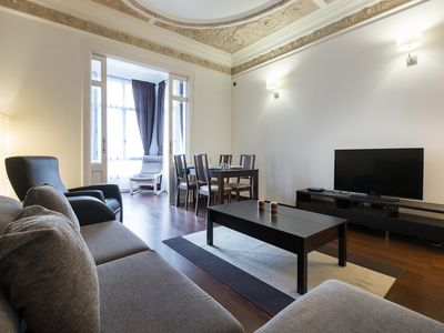 Photo for Executive Bailen. Beautiful two-room apartment in Eixample