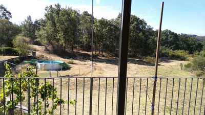 Photo for Apartment overlooking the Sierra de Gredos, with fireplace