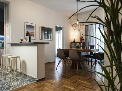Photo for Modern & Vintage Apartment Next to Acropolis