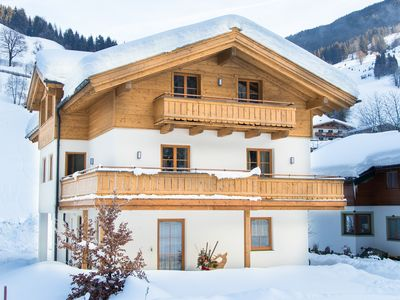 "Photo for ""Apartment Viehhofen"" with infrared cabin in the cottage Neureiter 6-8 people"